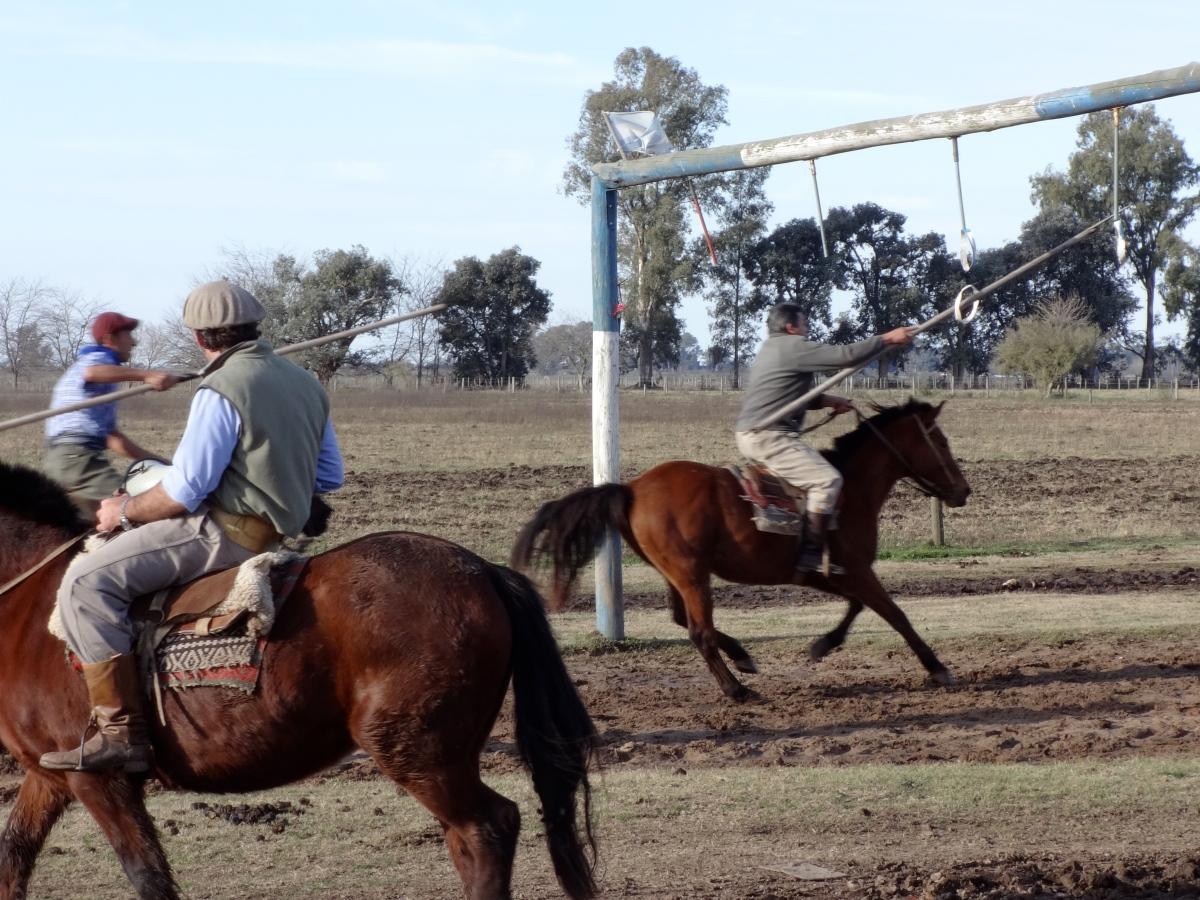 Las Pampas y Los Gauchos