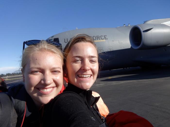 C-17 selfie!