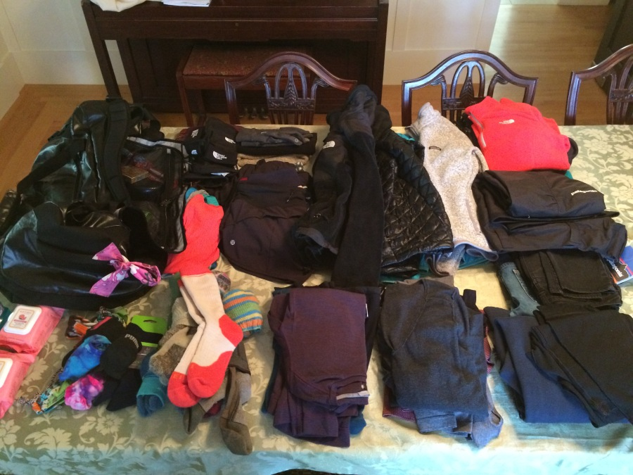 Am I overpacking? Under-packing? I have no idea what I'm doing.
