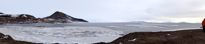 Pano from Hut Point