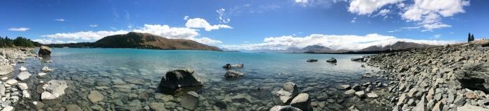 Lake Tekapu Pano