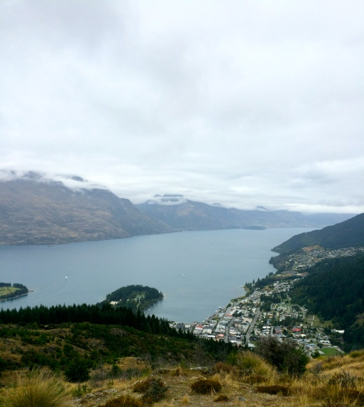 View Queenstown Hill
